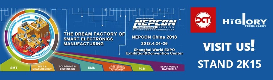 DCT at Nepcon 2018