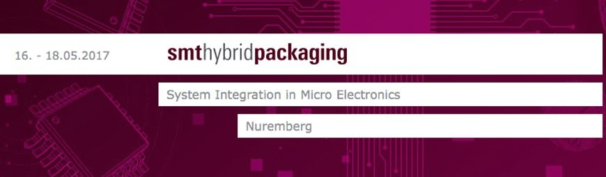 Meet DCT at SMT Hybrid Packaging 2017