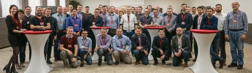 Distributor Meeting 2019 - CZ