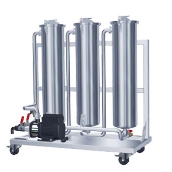 External filtration